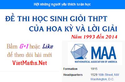 loi giai va de thi hoc sinh gioi toan thpt cua hoa ky tu 1993 den 2014 pdf