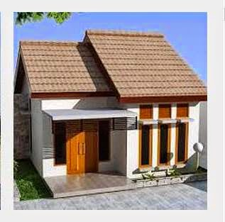 Contoh Desain Rumah Minimalis Sederhana 6