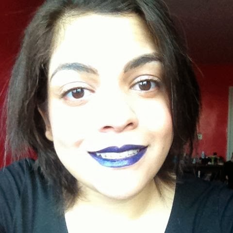Lipstick, Polish & Blush..