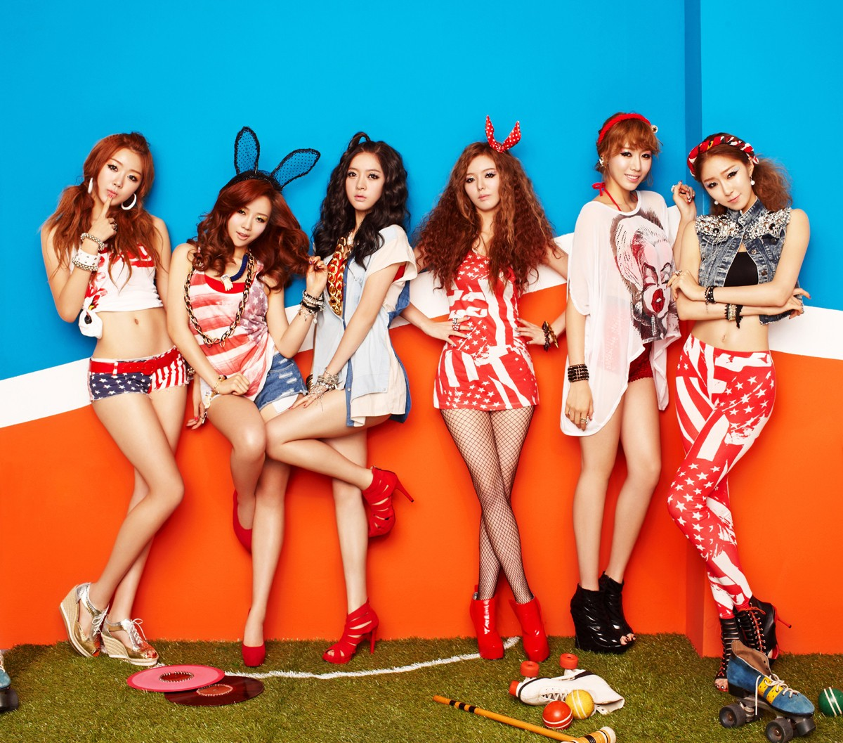 Dalshabet() - 'Supa Dupa Diva' Music video Full ver.
