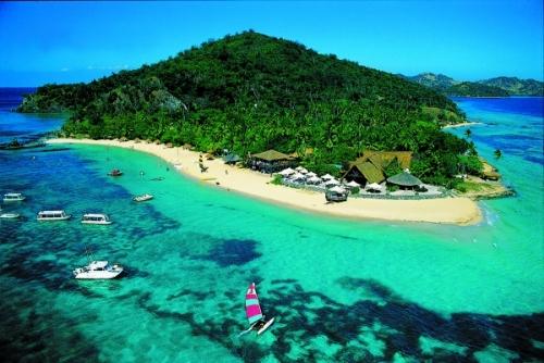 Best Places in Fiji Islands
