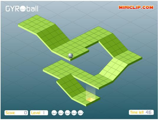 Ball Game : Gyroball