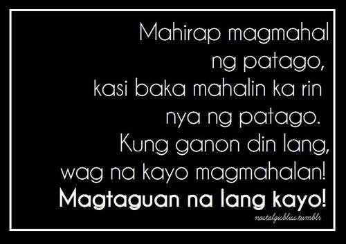 funny quotes tumblr. Tagalog love quotes tumblr