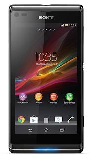Review Spesifikasi dan Harga Smartphone Sony Xperia L C2105