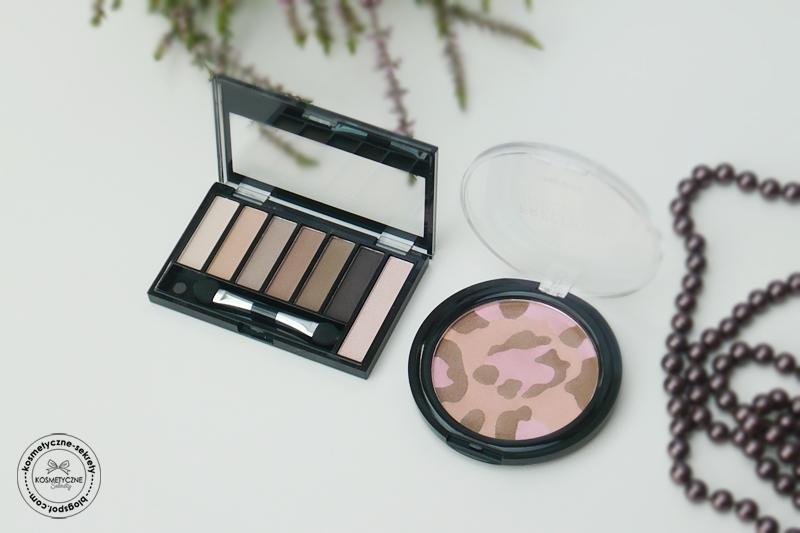 Freedom Makeup Bronzer Purr Paleta Cieni Mattes Kit Uroda