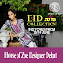 House of Zoe Eid Collection 2015 | Designer Debut