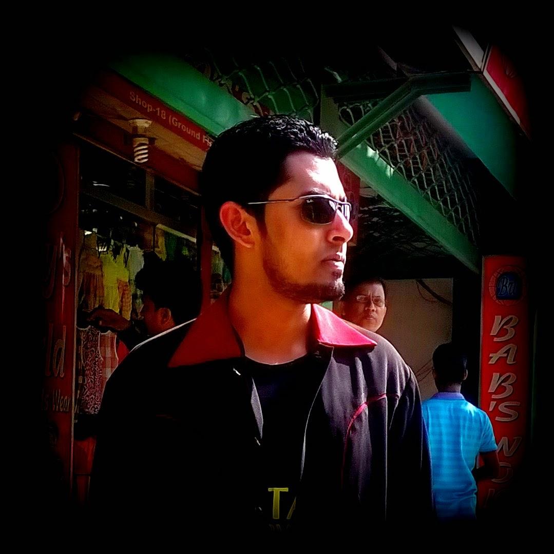Ahmed Maruf Reza