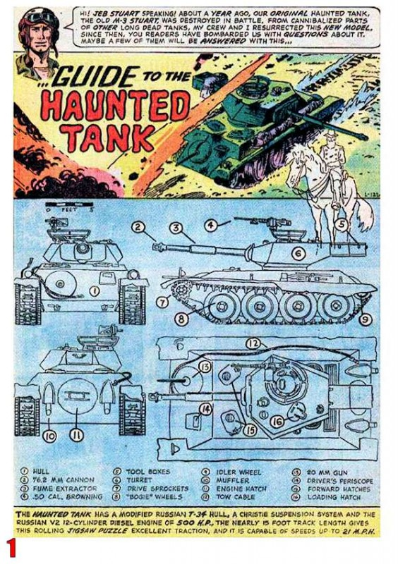 Weird wwii the jigsaw haunted tank the jigsaw haunted tank publicscrutiny Image collections