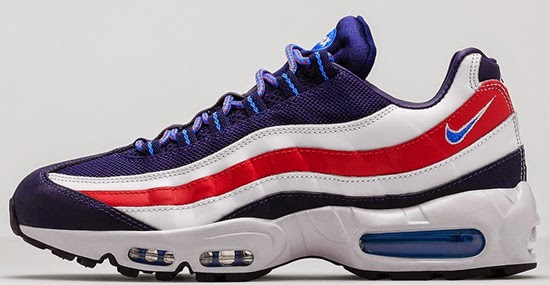 Nike Air Max 95 Challenge Red