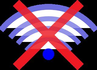 masalah wifi android