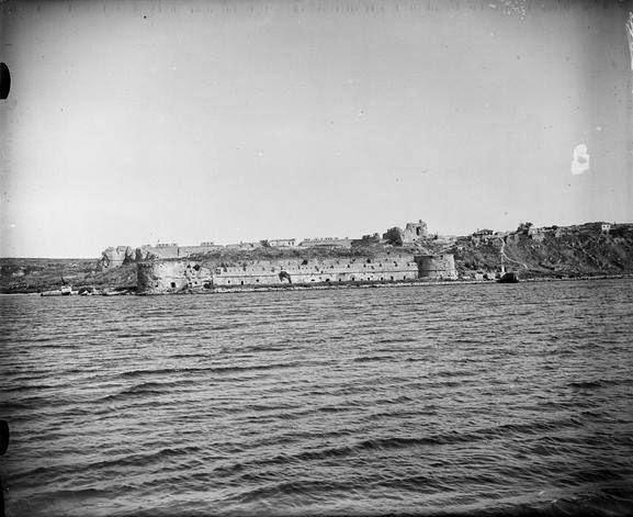 Seddülbahir Kalesi 1914