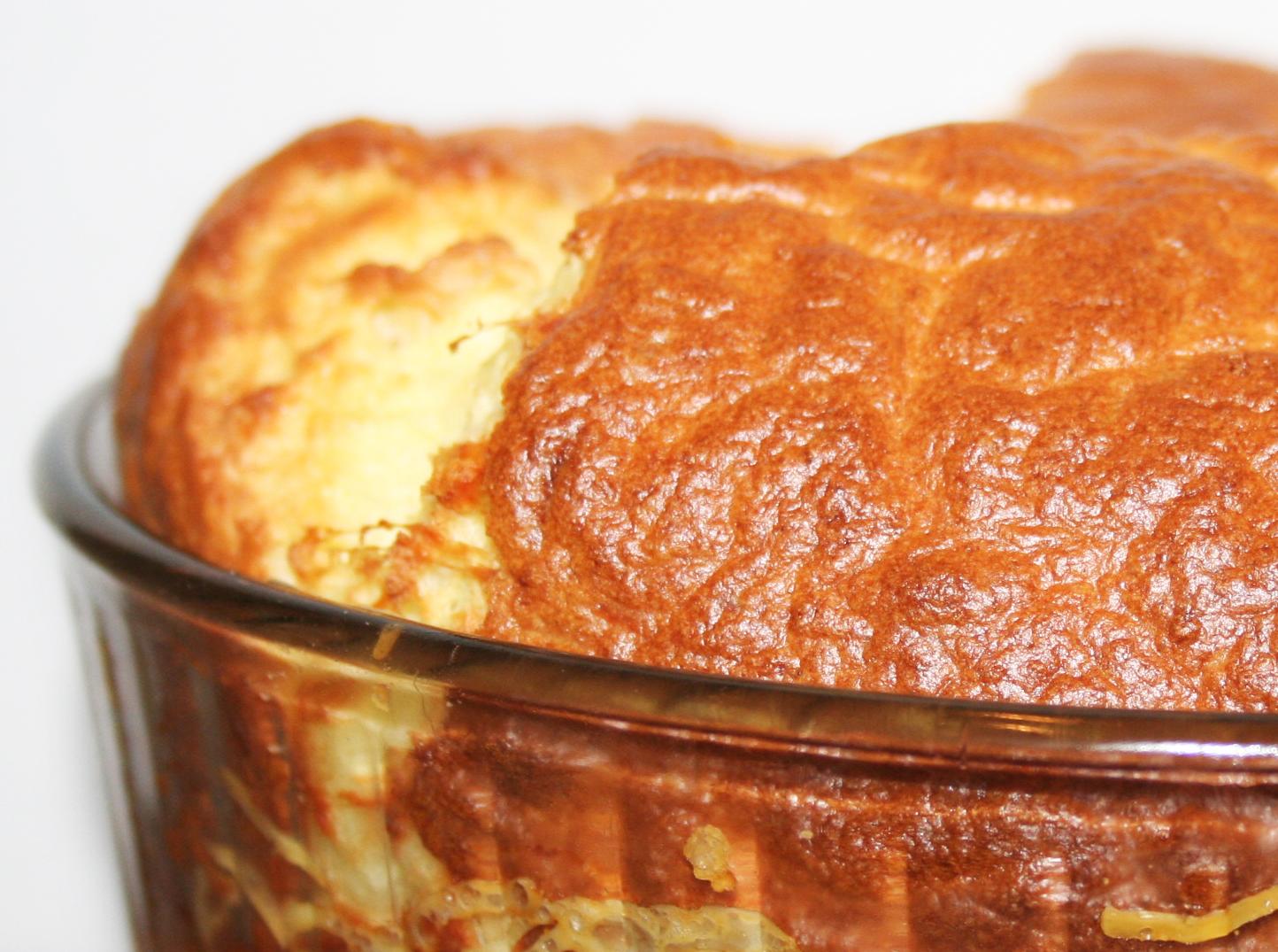 Recette du soufflé au Fromage