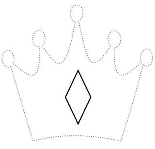 Moldes De Coroas De Reis  Rainhas E Princesas