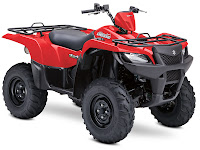 2013 Suzuki KingQuad 500AXi Power Steering ATV pictures 1