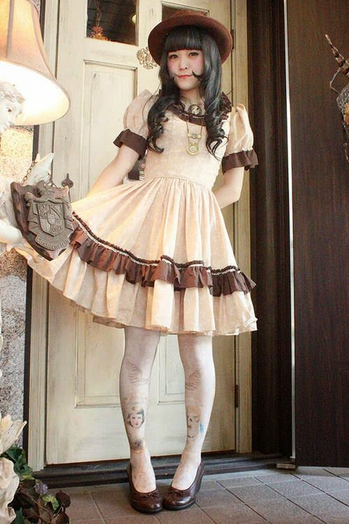 Crazy and Kawaii Desu, cute, kawaii, Kawaii Desu, Lolita, dress,