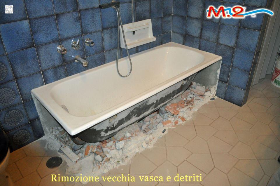 Vasca Da Bagno Usurata : Vasca con sportello a milano m trasformazione vasca in doccia