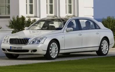 Carros mais caros do mundo em 2013 Maybach Landaulet