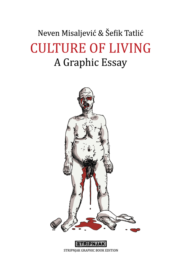 stripnjak comics  graphic booksculture of living