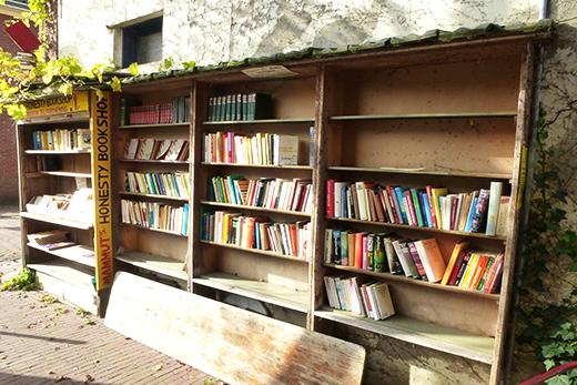 Bücher, Breedevort, Bücherstadt, Ausflugstipps, Niederlande
