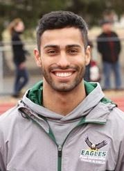 Athletics profile photo of Victor Almeida.