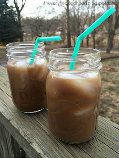 Healthy Skinny Homemade Iced Coffee