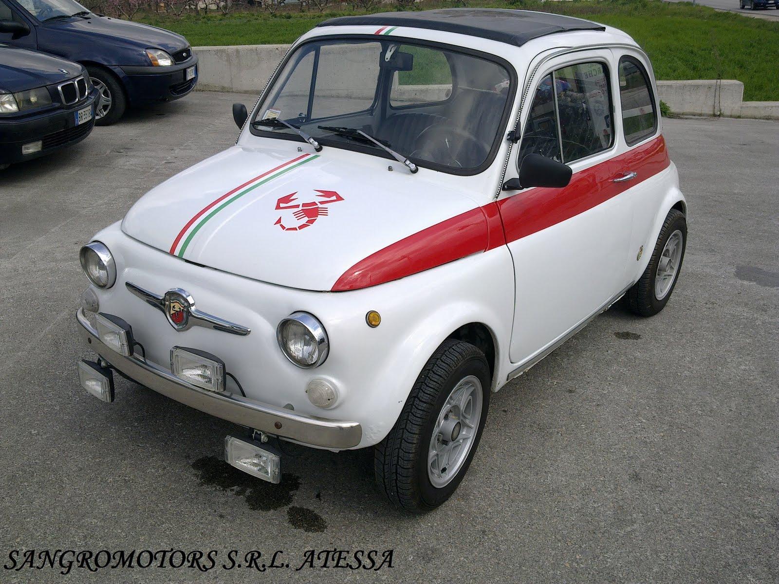 Sangromotors S R L Auto Nuove Usate E Storiche Fiat 500