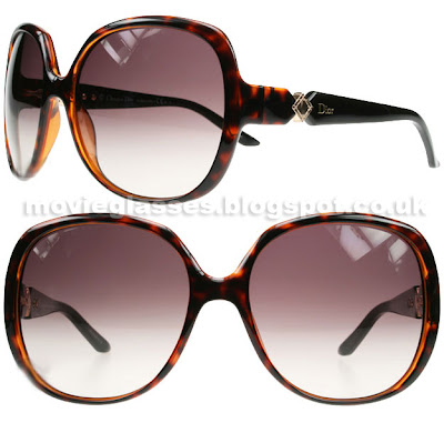 Dior Zemire 1 Sunglasses worn by Charlize Theron in Young Adult