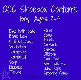 operation christmas child, OCC, samaritan's purse, boy box for OCC, operation christmas child shoebox, ideas for OCC, OCC shoebox