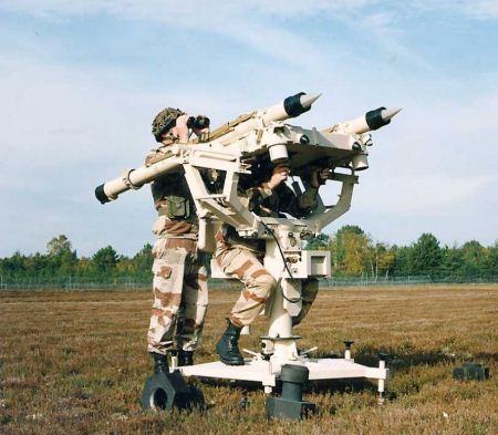 Sistem rudal Mistral