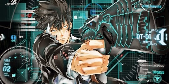 Psycho-Pass The Movie, Actu Ciné, Cinéma, Production IG, Tatsunoko Production,