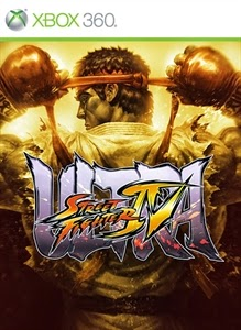 cover xbox360 de l'extension de jeu ultra street fighters