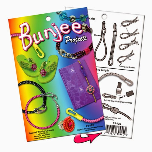Bungee Project Sheet | Pepperell Braiding Company 2014