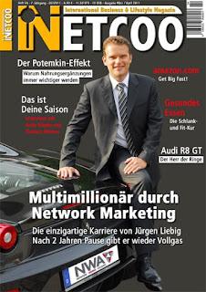 Самые богатые люди мира. Юрген Либих (Jürgen Liebig)