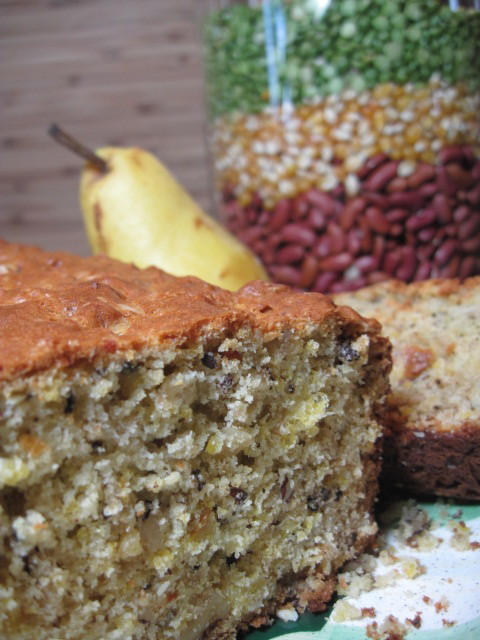 Cheddar Pear Bread Recipe