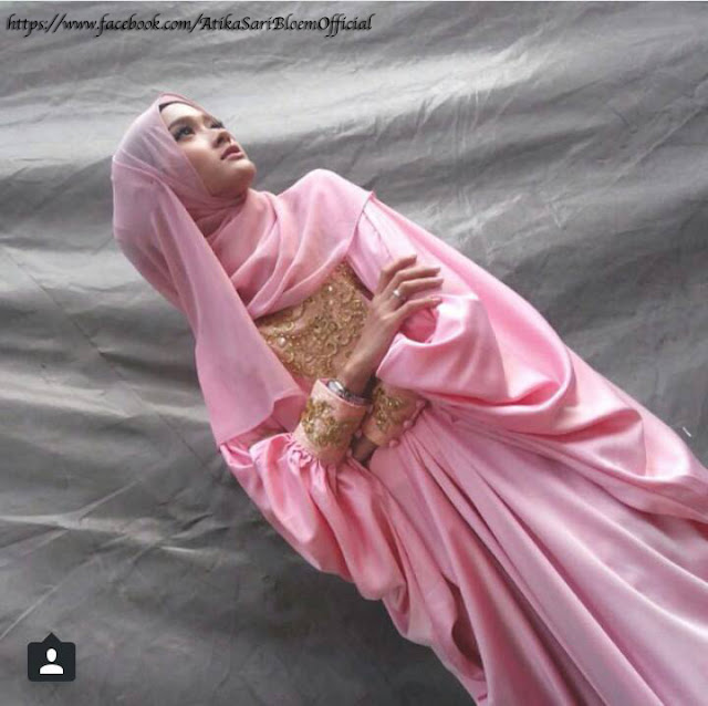 Hijab pour fête