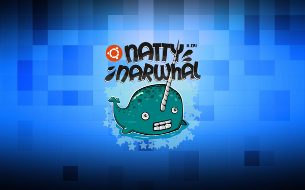 Top 10 Ubuntu 1104 Natty Narwhal Themed Wallpapers