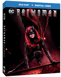 Batwoman: The Complete First SeasonAvailable on Blu-ray™ & DVD August 18, 2020