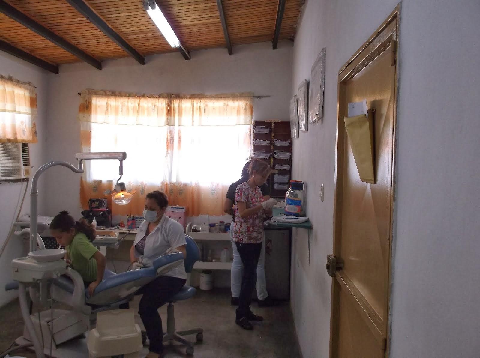 Sala de Atención de Barrio Adentro Odontologico