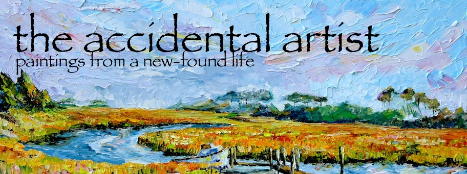 the accidental artist