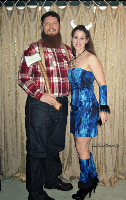 Lostsentiments Paul Bunyan Amp Babe The Blue Ox Couples