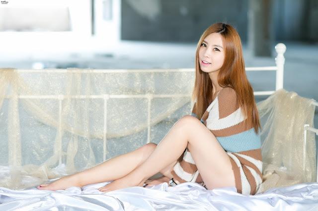 1 Lee Eun Yu - Natural Lighting - very cute asian girl-girlcute4u.blogspot.com