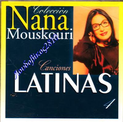NANA MOUSKOURI Canciones latinas