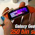 Galaxy Gear Fit 250 bin sattı