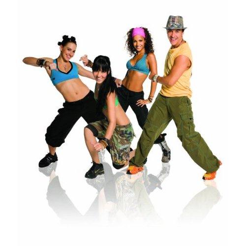 Zumba    161 Baila y pierde esos kilos de m  225 s Zumba Dancers