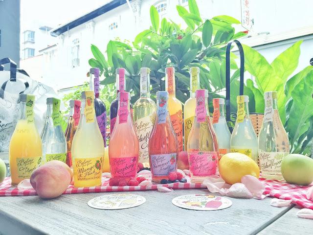 Belvoir Fruit Farms - Fruit Presses
