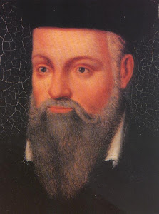 MICHEL NOSTRADAMUS (14-12-1503/2-7-1566) METGE, ASTRÓLEG i MATEMÀTIC)