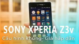 Sony Z3V Vinh Nghe An