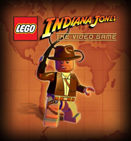 LEGO Indiana Jones 2 PC Game (1 dvd)