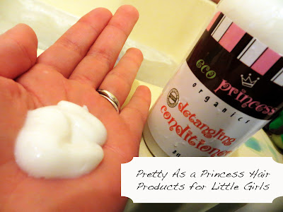 Pretty As a Princess Hair Products for Little Girls