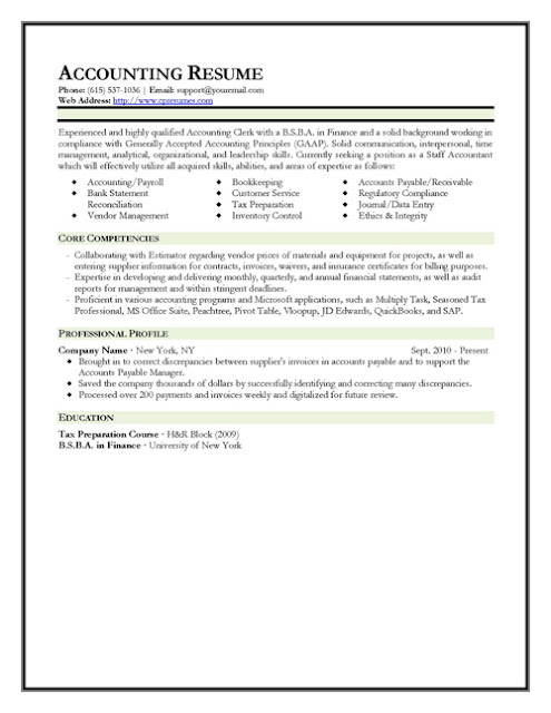 Accountant Person Resumes Templates3